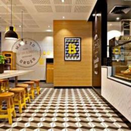携手Lava店铺音乐 打造更具简约情调的西式快餐店
