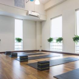 选择Lava店铺音乐 助力瑜伽馆释放更多的魅力